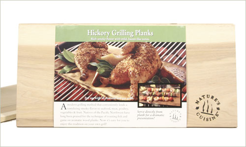 Grillling Planks